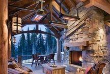Dream Mtn. Cabin Stuff / by Dwayne Hays