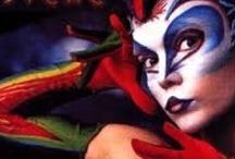 Cirque Du-So-leil-ish / by Desheila