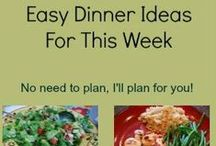 Food | Meal Plan / by Megan Barry