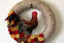 World of Wreaths / by Shera Raborn