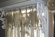 window treatments / by Shera Raborn