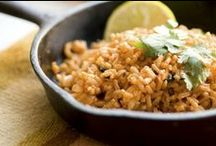 Rice Recipes / Recipes involving rice, be it white, brown, long grain, short grain, risotto, sushi... or other kinds.