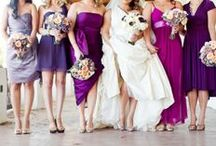 Bridesmaids / by Andrea Albersheim