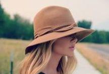 Hats :)