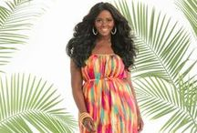 Ashley Stewart Summer 2014 Campaign / by Ashley Stewart
