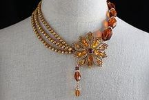 Jewelry Repurposed / by Katie Kerwin