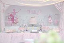 PREGNANT BALLERINA PARTY / Pregnant Baby Shower