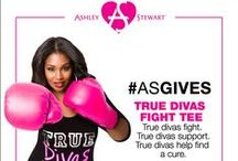 #ASGives Breast Cancer Awareness Collection / Breast Cancer Awareness limited edition collection / by Ashley Stewart