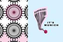 Surprise it's Munich! / Städte voll Leben und Energie dienten als Inspiration für die spring/summer-Kollektion 2016 von 'zoeppritz since 1828' - pastellige Highlights aus den Farbwelten rosé und powder blue machen Decken, Plaids und Kissen frühlingstauglich.