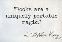 Books.Books.<3.Books. / by Wonder Woman