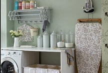 laundry room / by Erin Owens