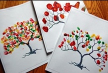 fall art projects / by Erin Owens