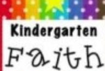 Kindergarten Faith School Stuff