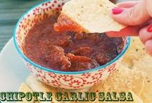 Dips, Salsas, Hummus, Etc  Savory