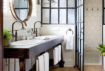 Just bathrooms / by Barbara Siglin