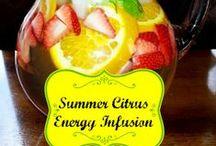 Beverages ~ Light & Healthy