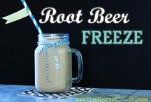 Beverages ~ Smoothies Milkshakes & Floats