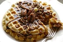 Breakfast ~ Wafflemania