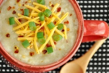 Slow Cooker ~ Soups