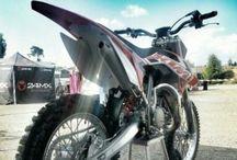 Motocross / Motorcross Rider Mx KTM / by Linn N S