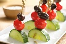 Snacks ~ Light & Healthy