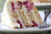 Cakes ~ Fruity