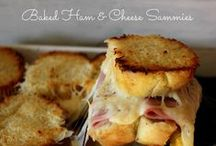 Sandwiches ~ Panini & Grilled