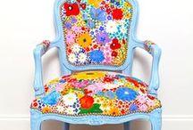 Seating Arrangements / by Katie Kennard