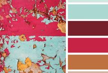 color combo/moodboards