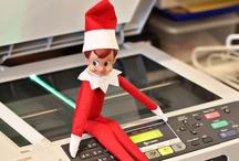 My Elf on the Shelf .....I want one! / by Sylvia Ochoa