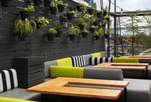 Outdoor spaces / by Elaine Nishihata
