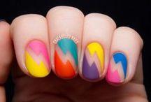 Beauty: Nail Polish & Manicures / by Pamela S