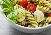 Salads ~ with Pasta / by Andrea DeSherbinin