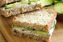 Sandwiches ~ Tea Sandwiches
