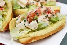Sandwiches ~ Seafood