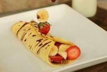 Desserts ~ Crepes