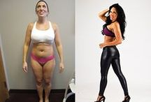 Impressive Before and Afters / www.bfitchallenge.com