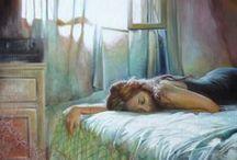 UykU / Uyuyunca geçiyor her şey acılar üzüntüler sanki bir büyü gibi . Uyku sanki mucize gibi birşey ve insanoğlunun Parayla satın alamicağı birşey . Kendimi bildim bileli uykum vardır mesela