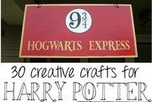 Harry Potter / Çünkü rüyalarımızda tamamen bize ait bir dünyaya gireriz