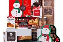 Christmas Gift Ideas for Europe / Luxury Christmas gift baskets, wine gifts, Belgian chocolates, Champagne, and other Christmas gift ideas for delivery in Europe.