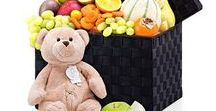 Baby Gifts Delivered in Europe / The sweetest baby gifts delivered in Europe. Beautiful bouquets, fresh fruit baskets, soft plush toys, luxury cutlery sets, and so much more!