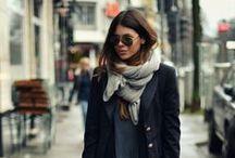 scarf style - women