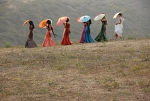 Cool bridesmaids / by Chic Weddings