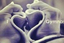 Gymnastics=Life / by Emily Meyerl