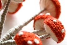 Sewing and Crochet / nothing more rewarding than making it yourself. / by Deborah Fortino