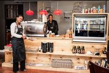 Our staff / The staff behind Strictly Coffee.