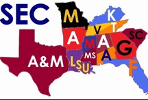 SEC Football is a way of Life / This board is devoted to all things #SEC Football. #Bama #LSU #Gators #Auburn #Gamecocks #Aggies #Vols #OleMiss #Mizzou #UGA #HailState #GoHogs #Vandy #WeAreUK