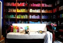 ...and bookshelves