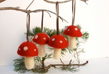 Christmas Crafting / Homemade decorations are the best! / by Deborah Fortino
