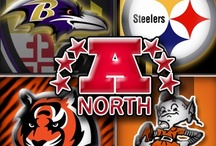 AFC North Corner - For Ravens, Bengals, Browns and Steelers Fans Only